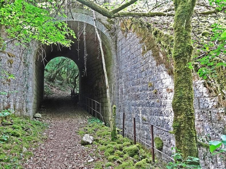 Le pont du Tacot