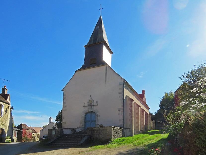 Eglise d'Athie