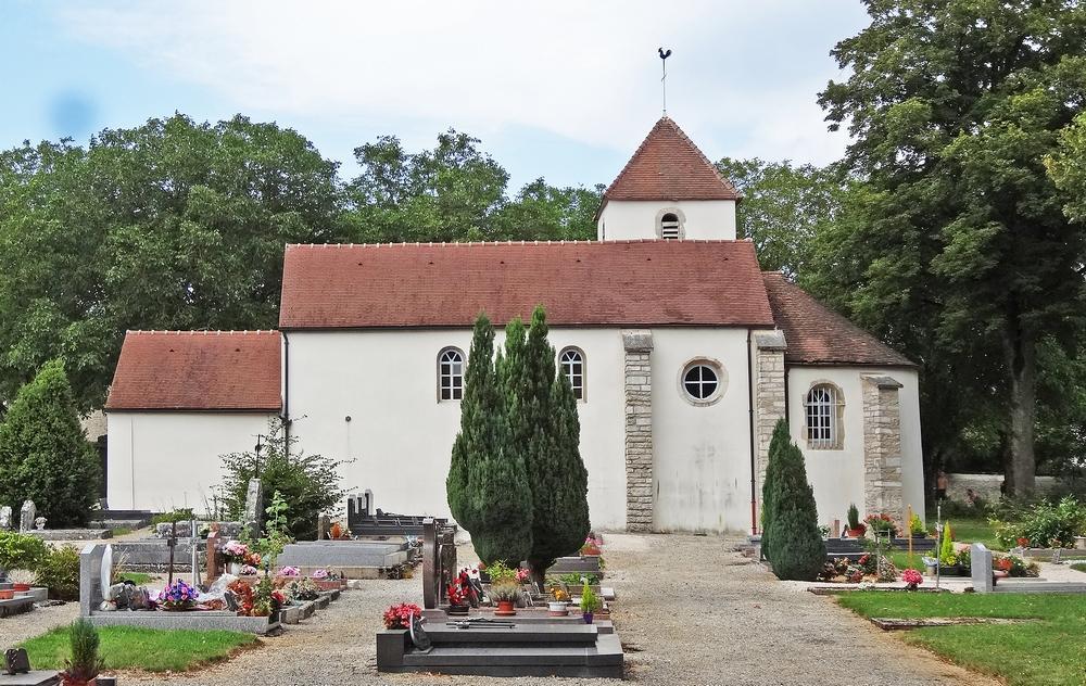 Eglise de Darois