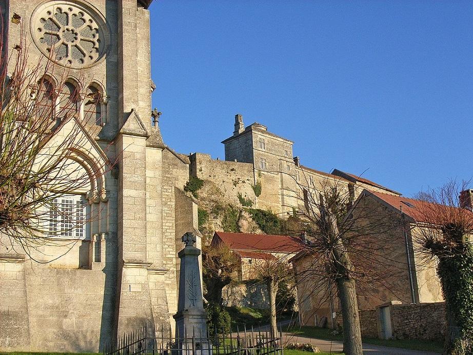 Eglise de Salmaise